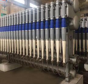 江油造紙耐磨除渣器